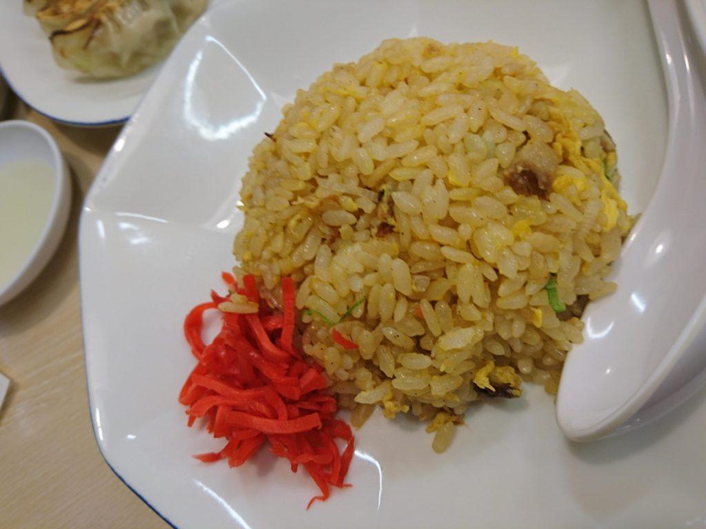 三平らーめんさんの、炒飯の画像