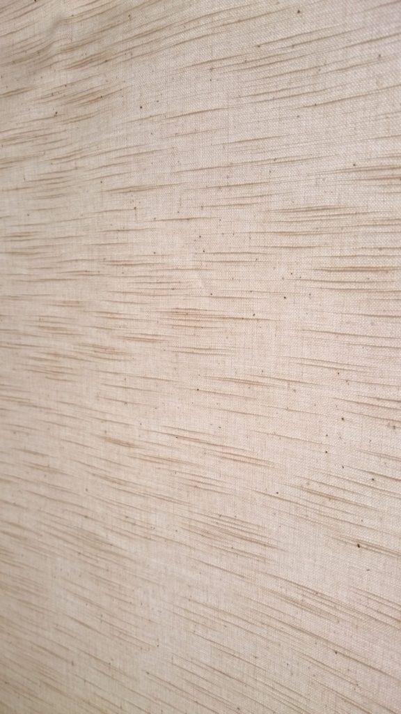 生成りスラブ木綿生地の画像