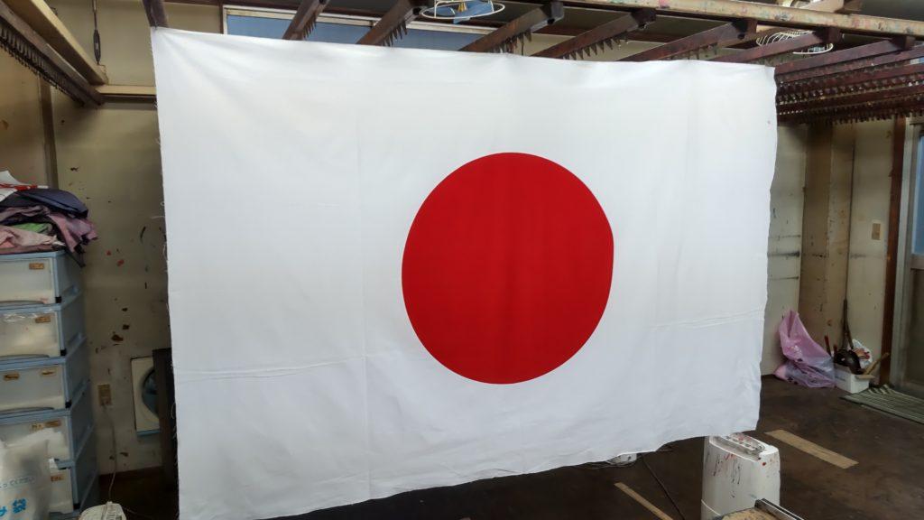 日本国旗(日章旗、日の丸)の画像